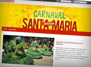 Carnaval Santa Maria