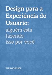 Livro sobre Design para Experiência do Usuário